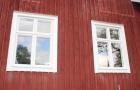 Flaggfönster