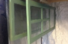 Renovering av uthusfönster