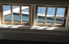 Trälagningar vindsfönster